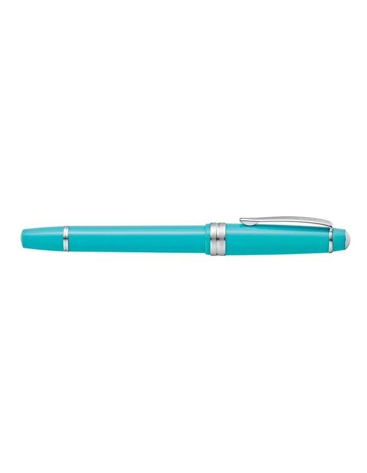 Cross Bailey Light Polished Teal Resin Fountain Pen image 3