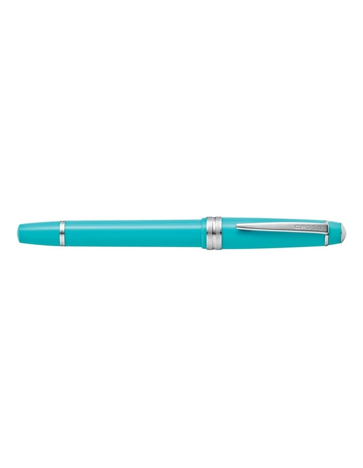 Cross Bailey Light Polished Teal Resin Fountain Pen image 4