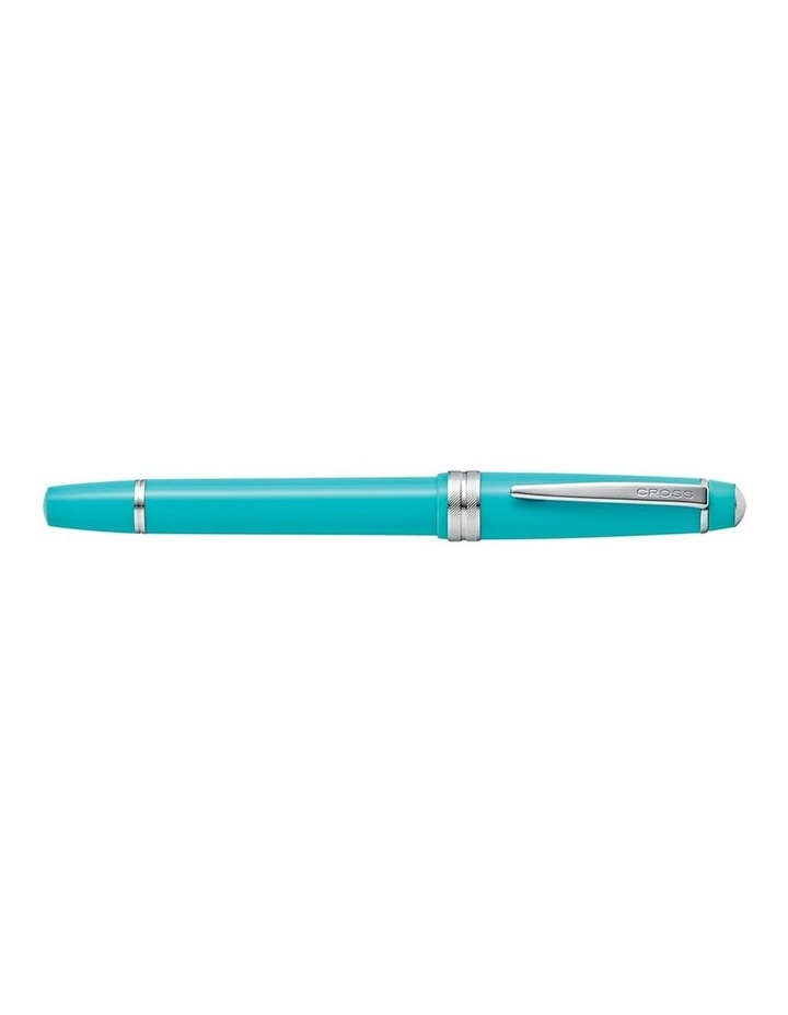 Cross Bailey Light Polished Teal Resin Rollerball Pen image 3