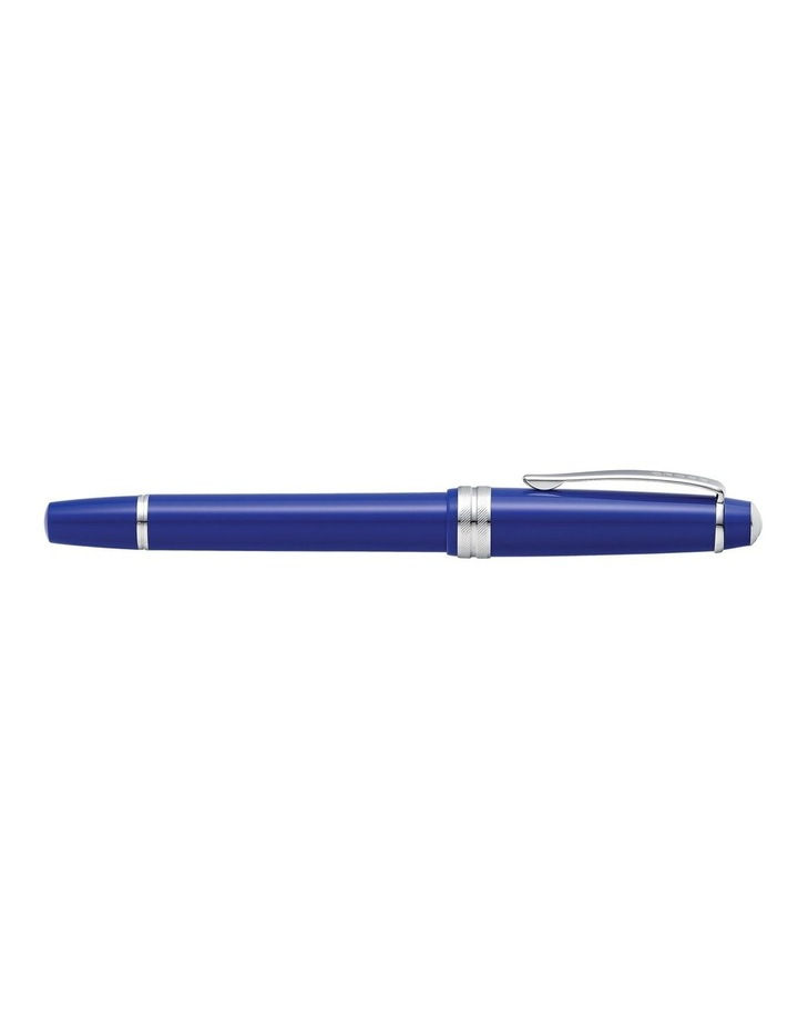 Cross Bailey Light Polished Blue Resin Fountain Pen image 4