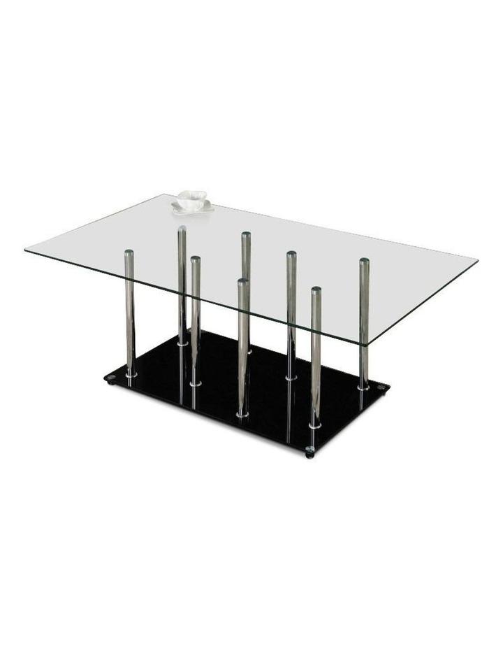 Camilea  Coffe Table 1.1M - Glass image 1