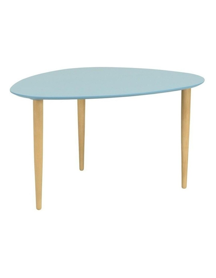 COREY Coffee Table - Dust Blue image 1