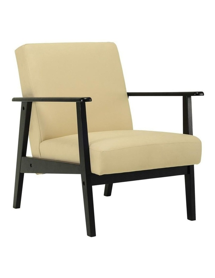 Telford Armchair in Cream image 1