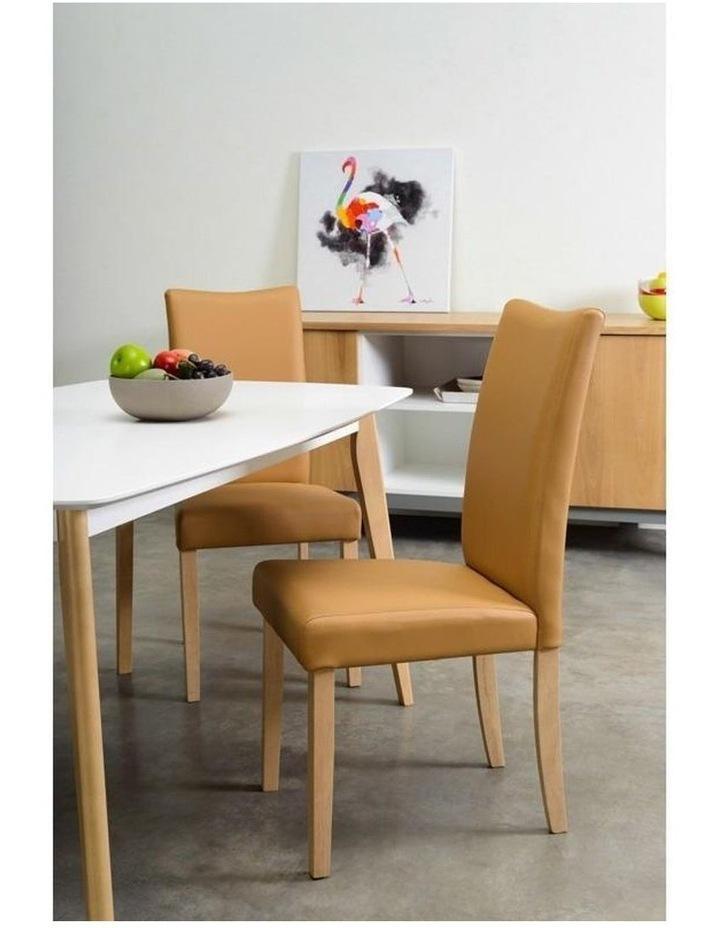 ARTHUR Dining Table 1.5M - White image 3