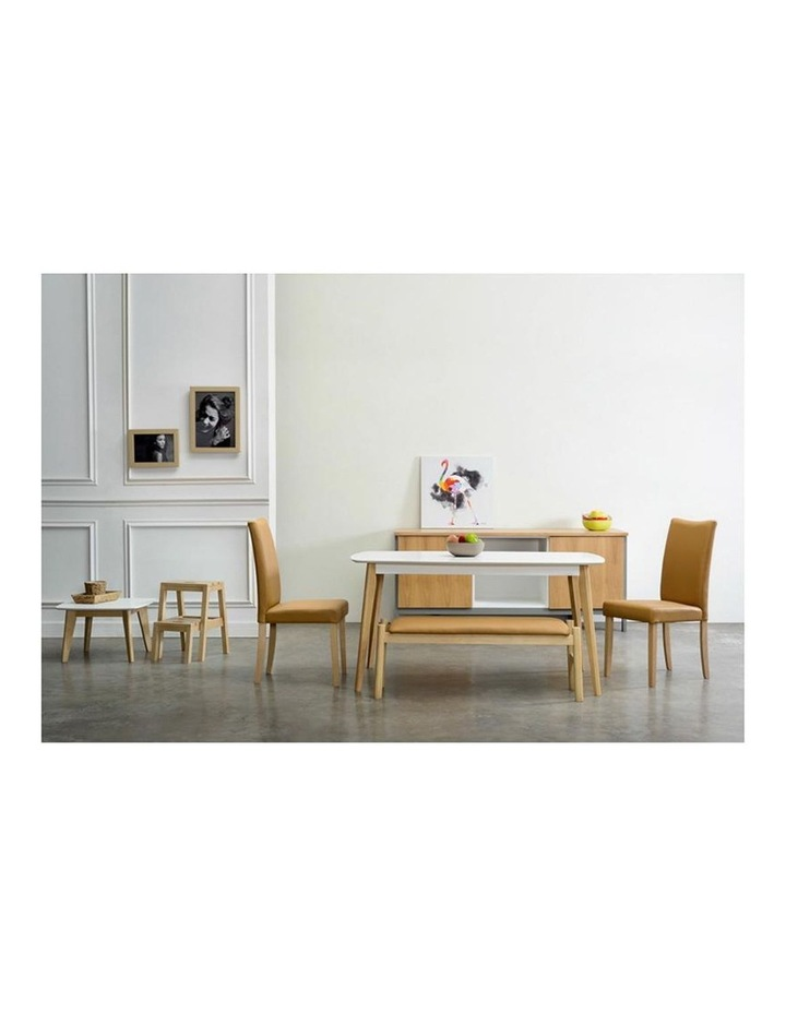 ARTHUR Dining Table 1.5M - White image 4
