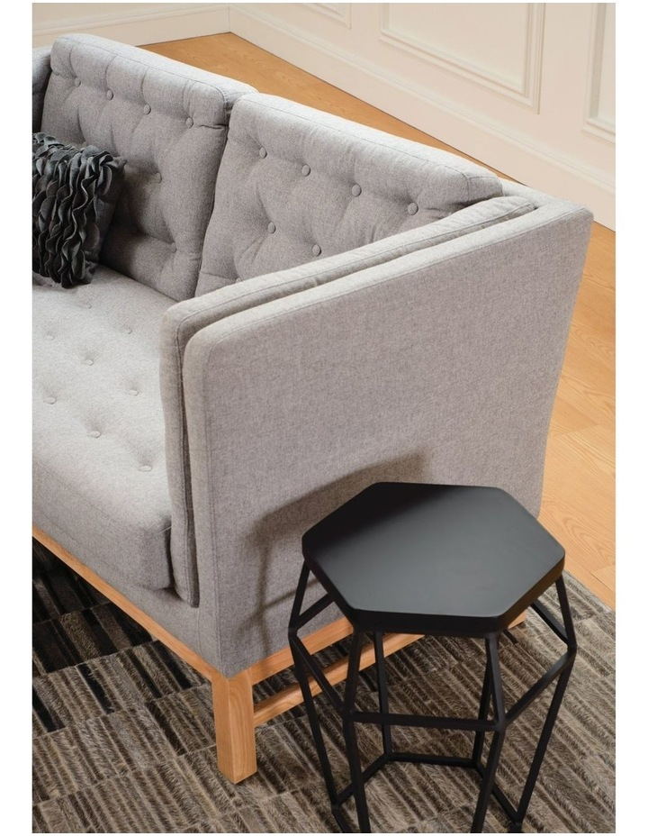 FORD Side Table/Stool - Black image 2