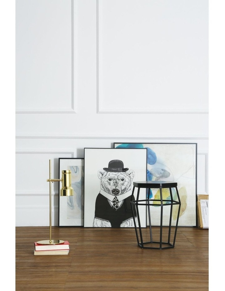 FORD Side Table/Stool - Black image 3