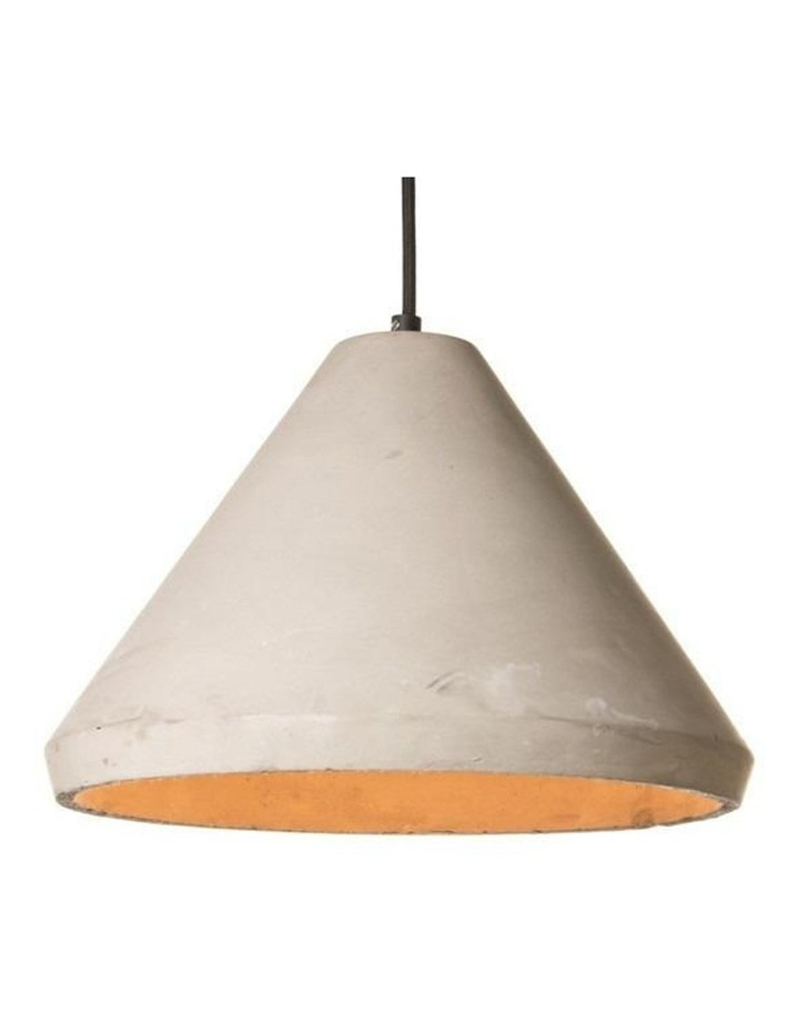 Concrete Pendant Lamp image 1