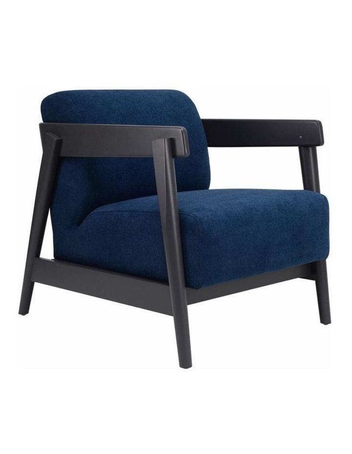 DAEWOOD Lounge Chair - Midnight Blue image 1