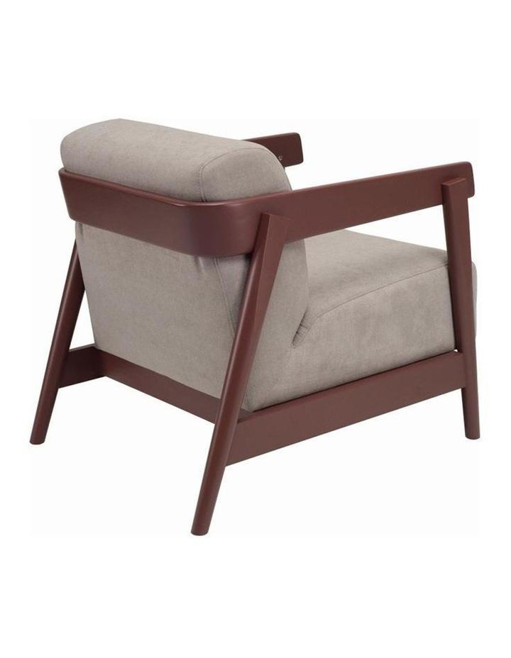 DAEWOOD Lounge Chair - Midnight Blue image 2
