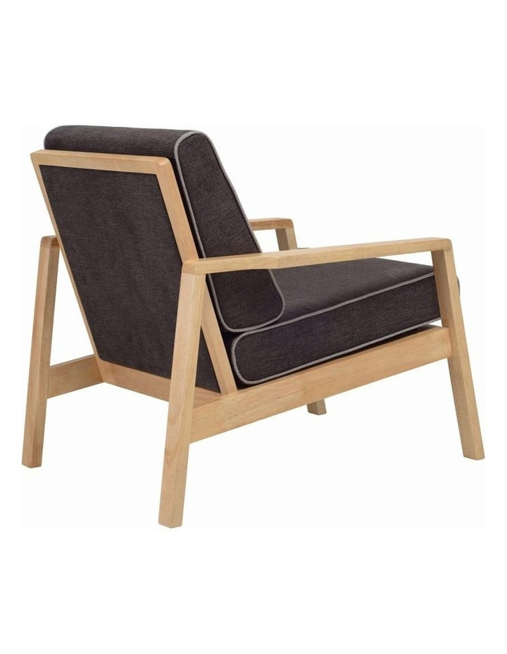 Latio Lounge Chair In Seal image 3