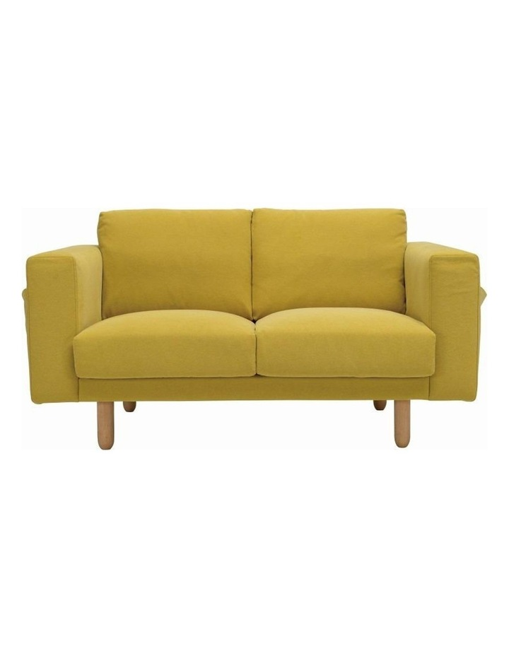 Minex 2 Seater Sofa - Natural   Turmeric image 2