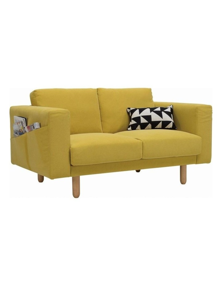 Minex 2 Seater Sofa - Natural   Turmeric image 3