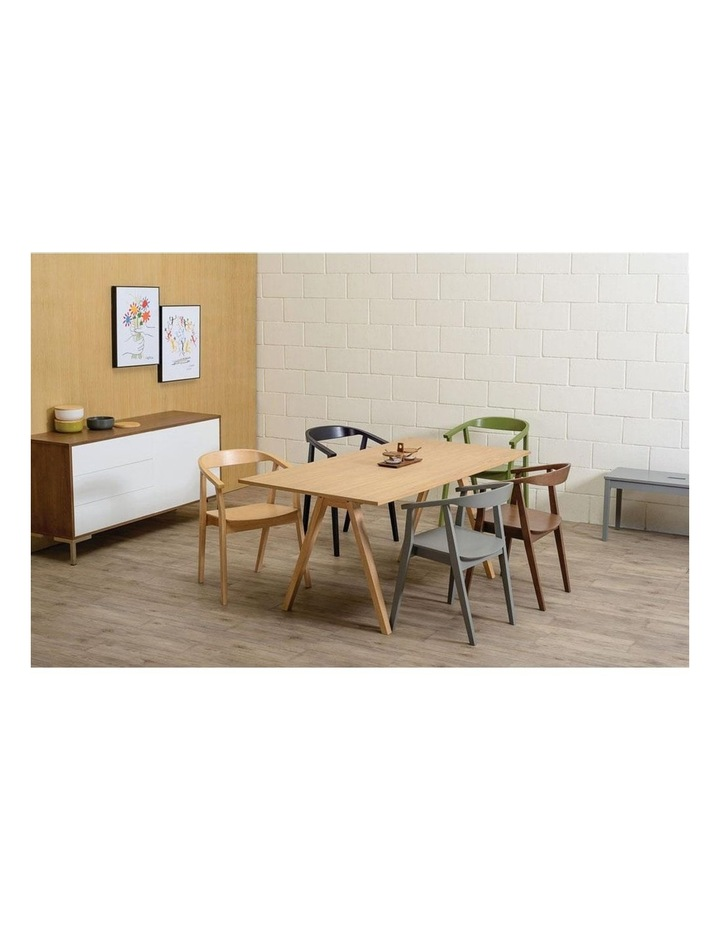 Greta Dining Chair - Cocoa image 2