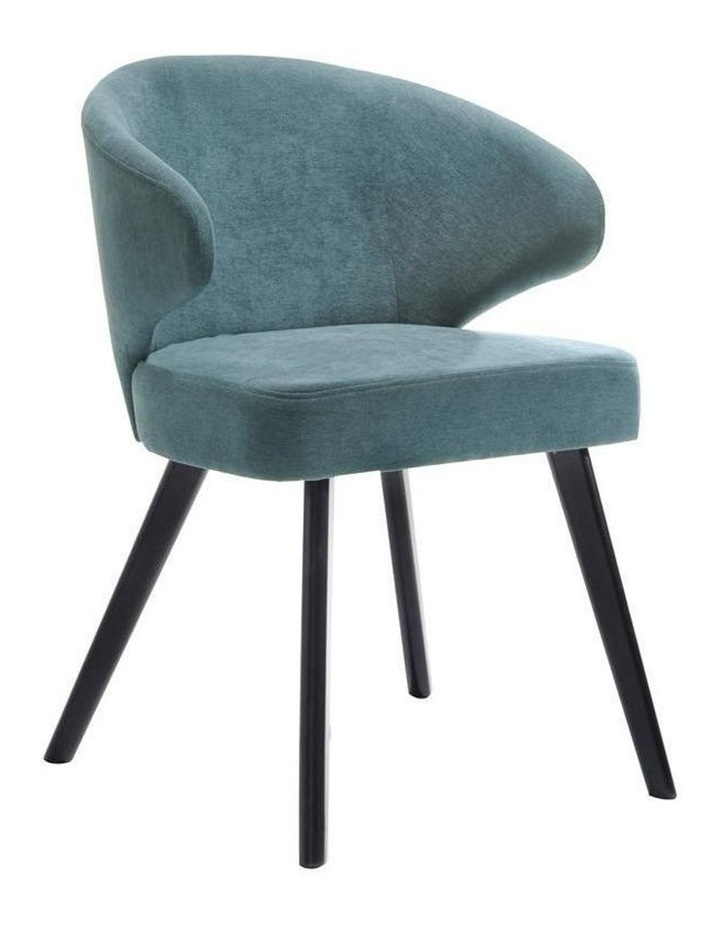ANNIKA Dining Chair - Teal image 1
