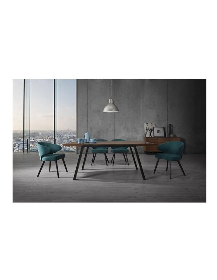 ANNIKA Dining Chair - Teal image 3