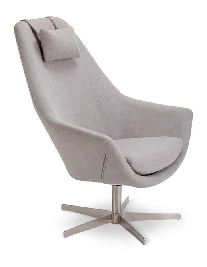 Nessa Leisure Chair - Grey image 1