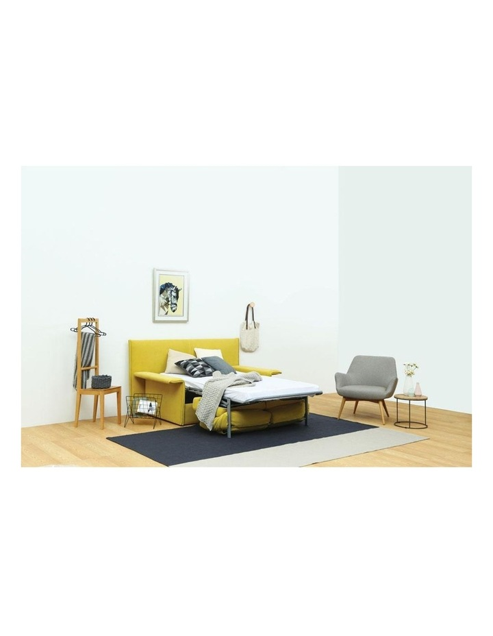 ELIGIO Nest of 3 Tables 50cm - Oak image 7