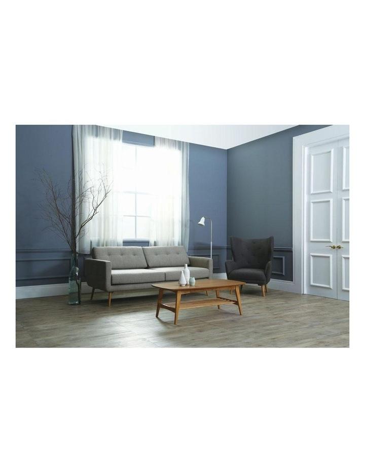 Stream 3 Seater Sofa with Left Chaise - Timberwolf - Royaal Range image 3