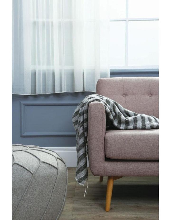 Stream 3 Seater Sofa with Left Chaise - Timberwolf - Royaal Range image 4