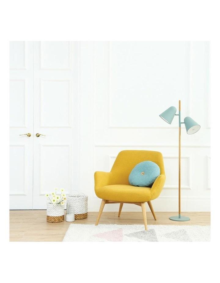 BERLINGO Lounge Chair - Light Grey image 5