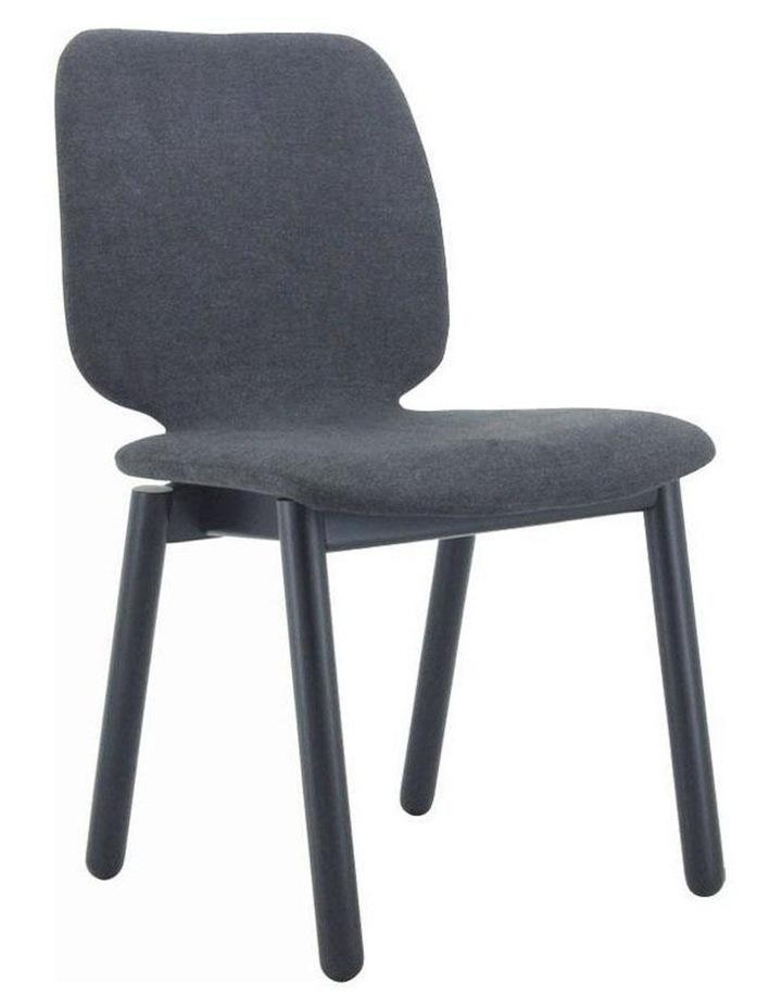 Missie Dining Chair - Black   Dark Grey image 1