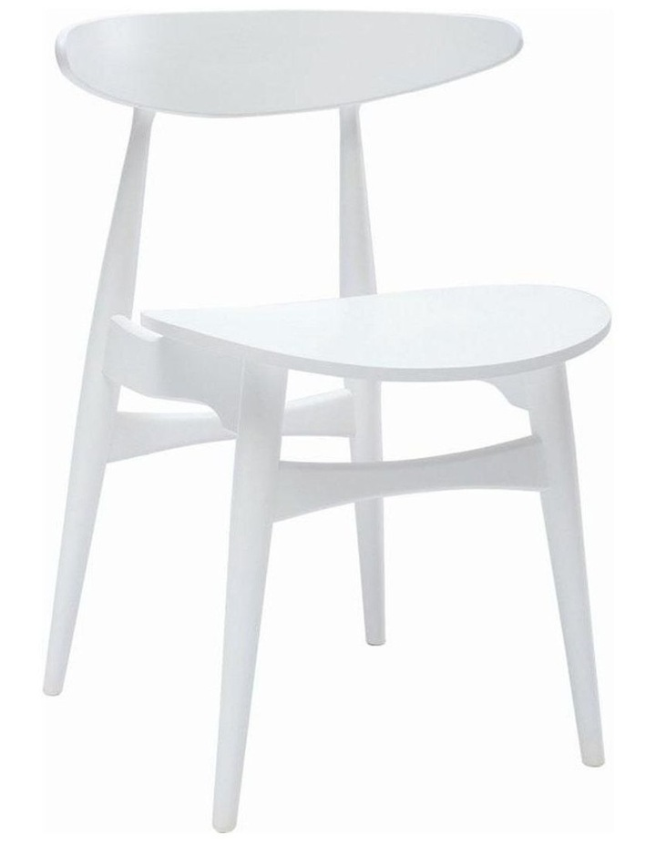 Tricia Dining Chair - White image 1