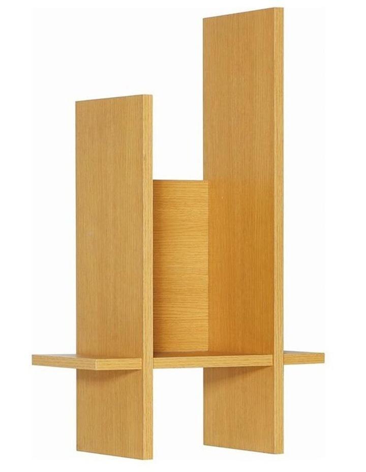 FICO Display Wall Shelf - Natural image 1