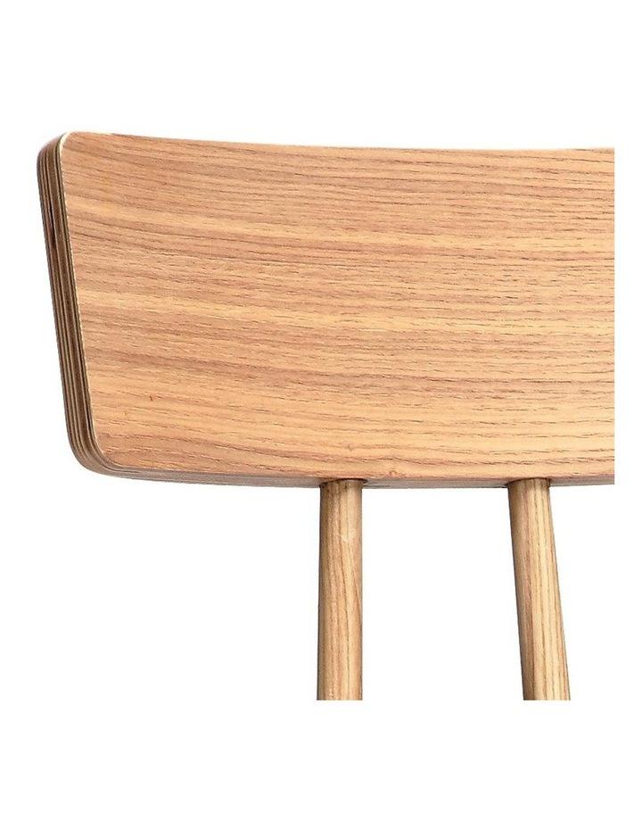 Zana Dining Chair - Tan   Ash image 2