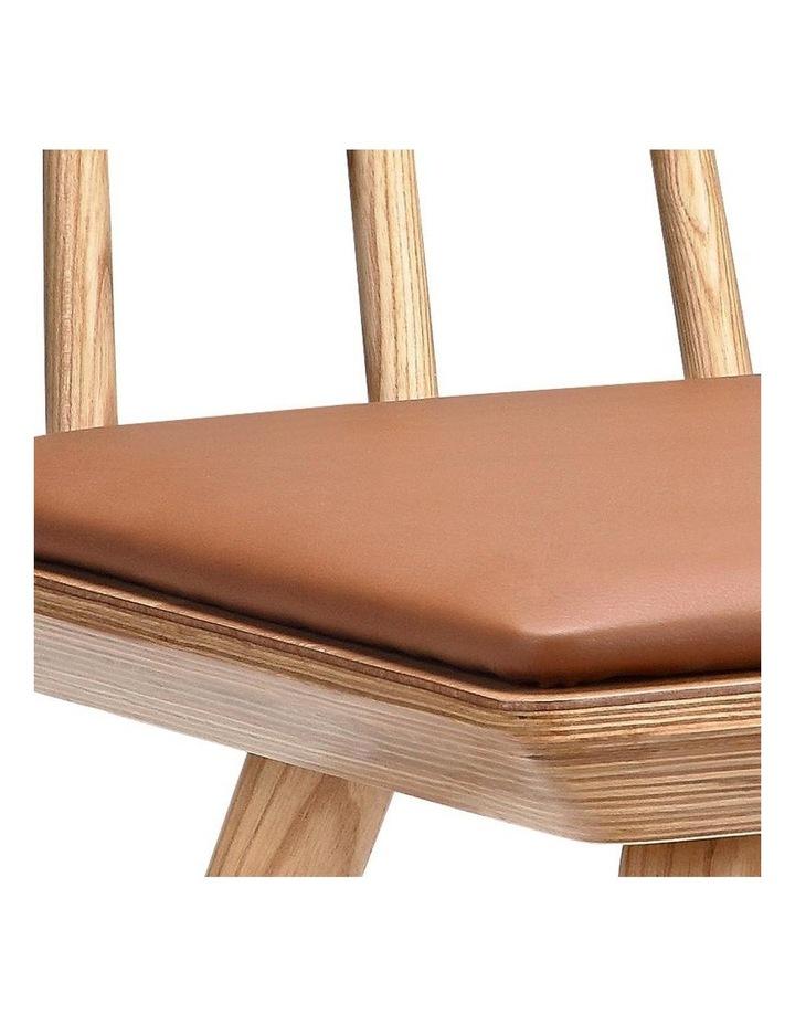 Zana Dining Chair - Tan   Ash image 5