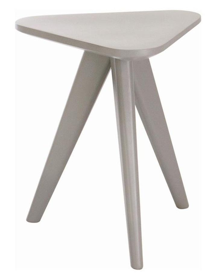 Petite Stool - 47cm - Grey image 1