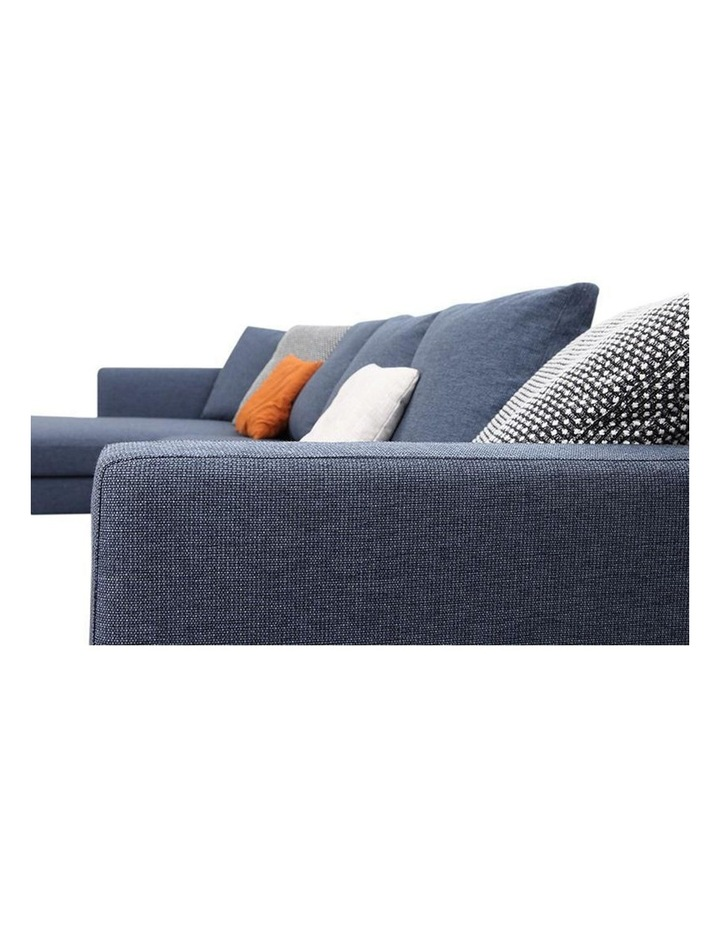 Leland 3 Seater with Left Chaise - Blue image 2