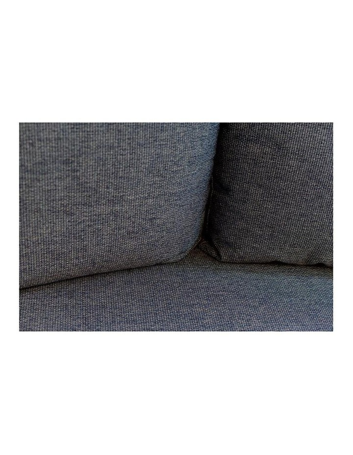 Leland 3 Seater with Right Chaise - Blue image 5