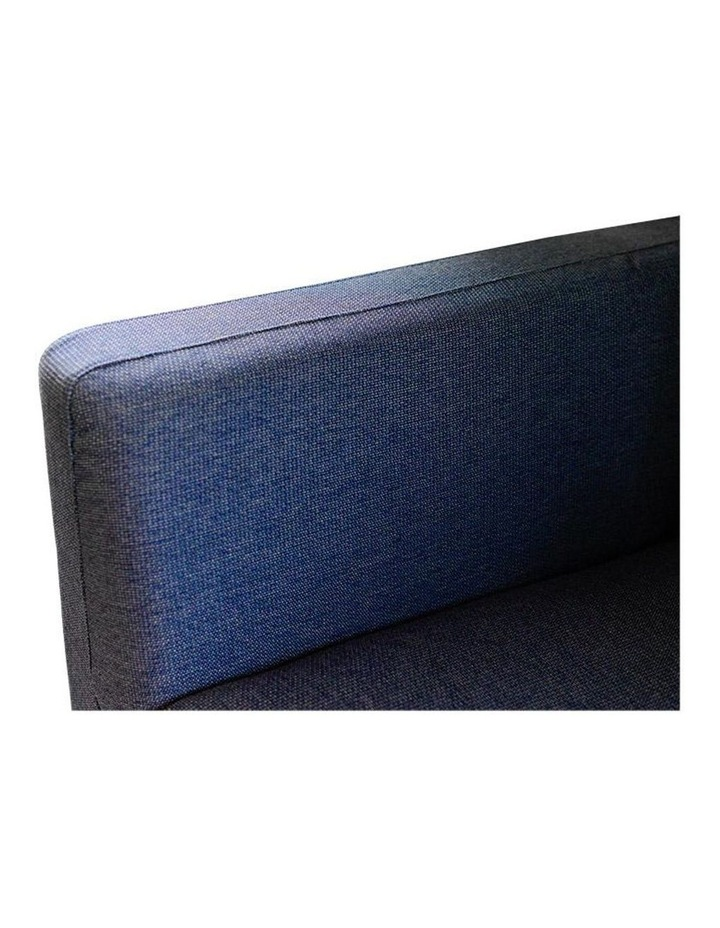 Leland 3 Seater with Right Chaise - Blue image 6