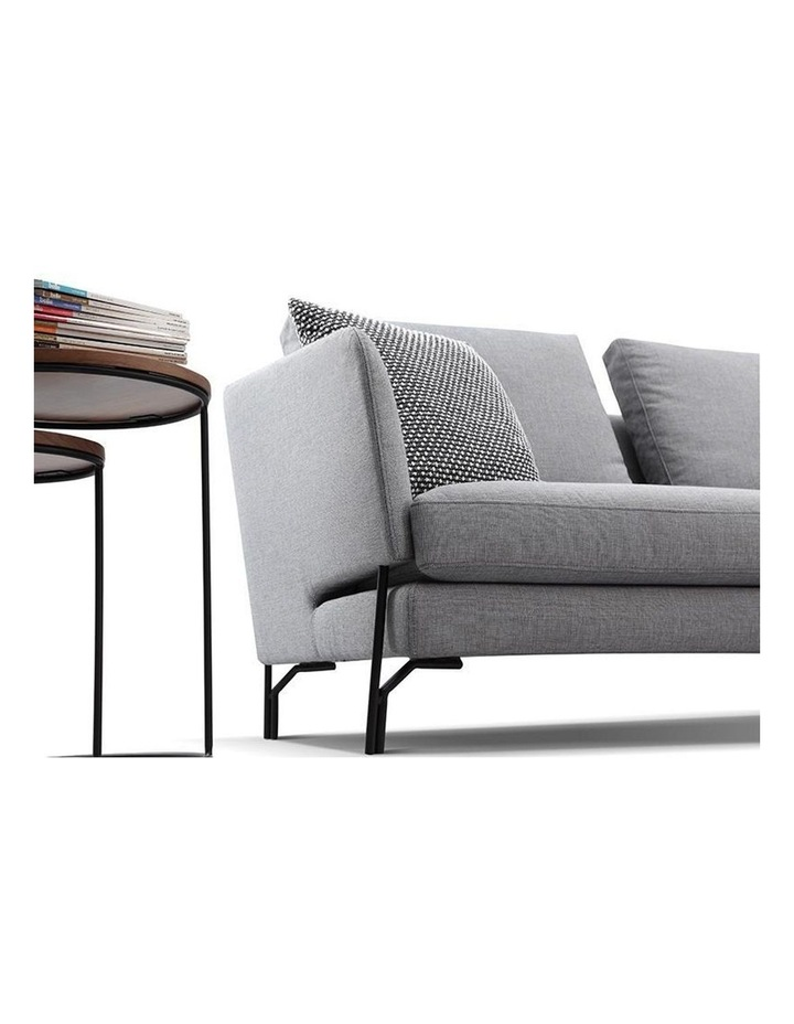 DAKOTA 3 Seater with Right Chaise - Light Grey image 2