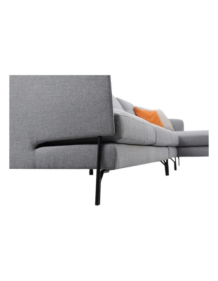 DAKOTA 3 Seater with Right Chaise - Light Grey image 3