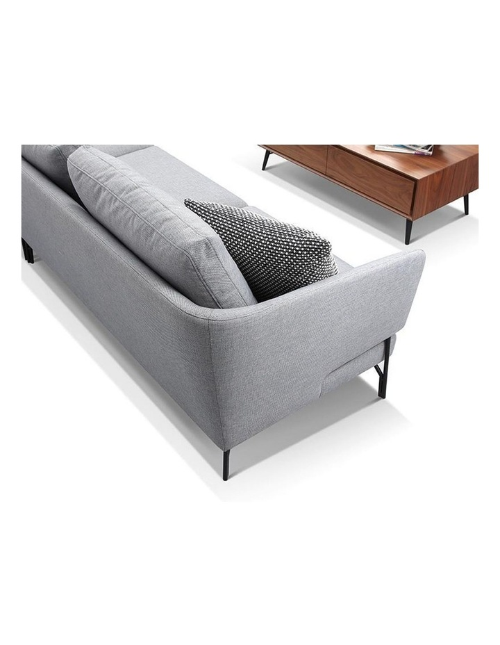 DAKOTA 3 Seater with Right Chaise - Light Grey image 4
