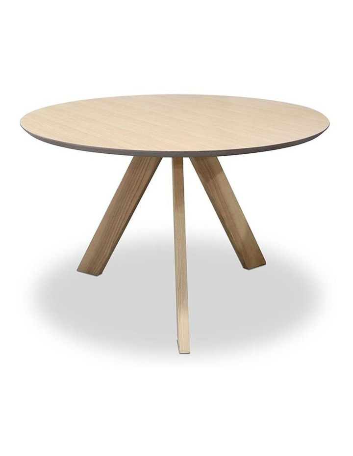 ACE Round Dining Table 1.2M - Natural image 1