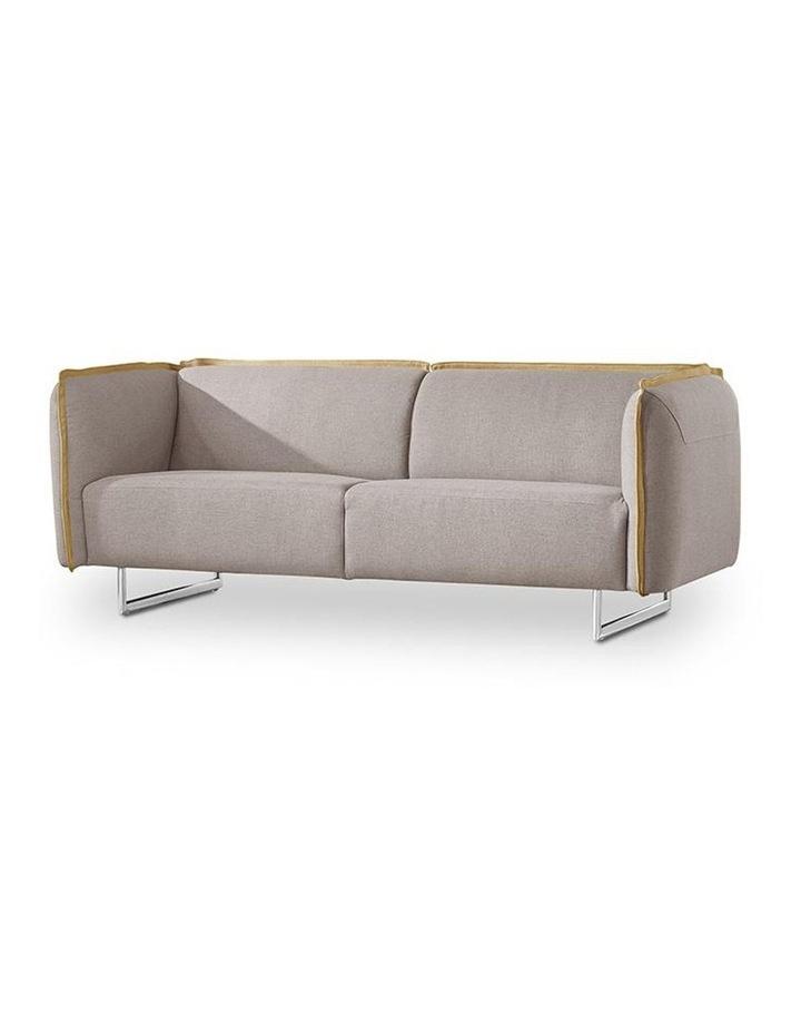 PEYTON 3 Seater Sofa - Grey (1771) image 1