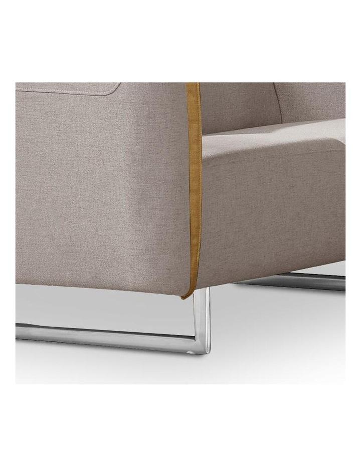 PEYTON 3 Seater Sofa - Grey (1771) image 3