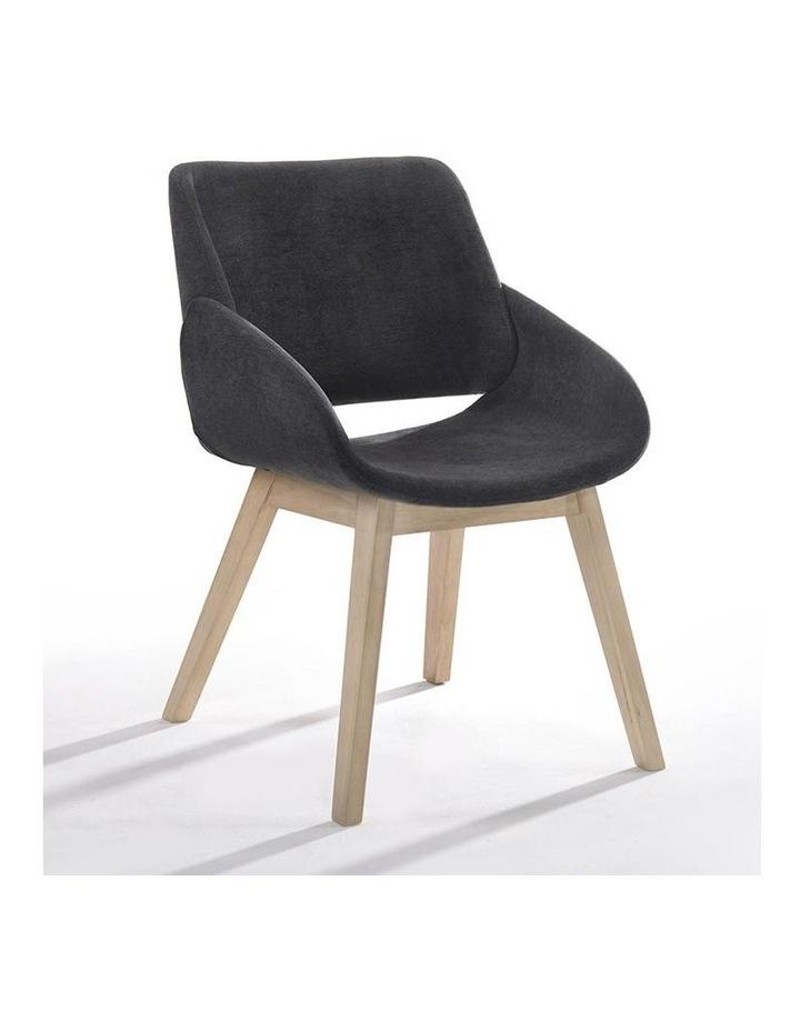 BELA Arm Chair - Charcoal image 1