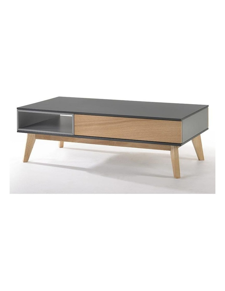 RUMI Coffee Table 1.2M - White Oak image 1
