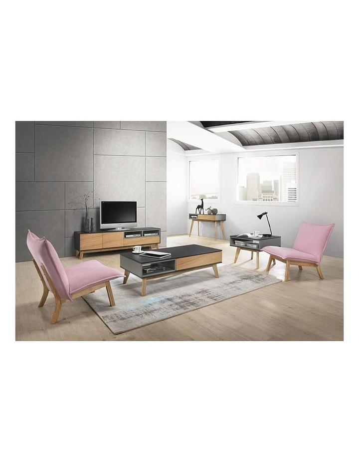 RUMI Coffee Table 1.2M - White Oak image 4