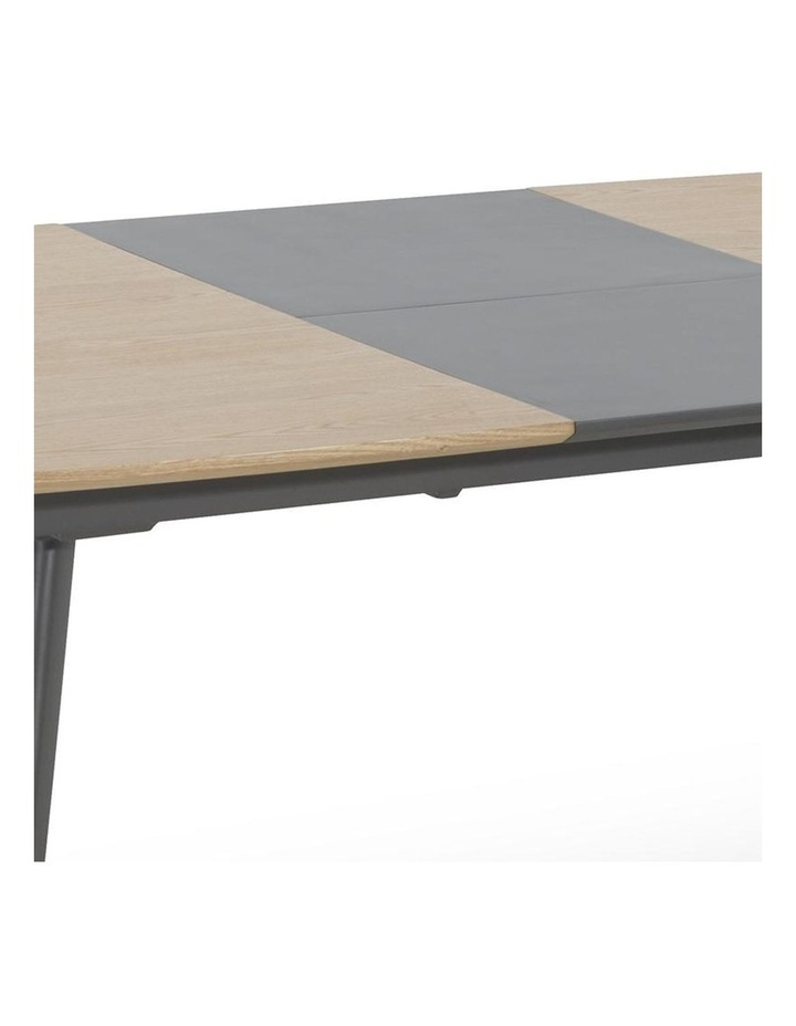 DALARY Extendable Table - 180/230 Ash Veneer image 2