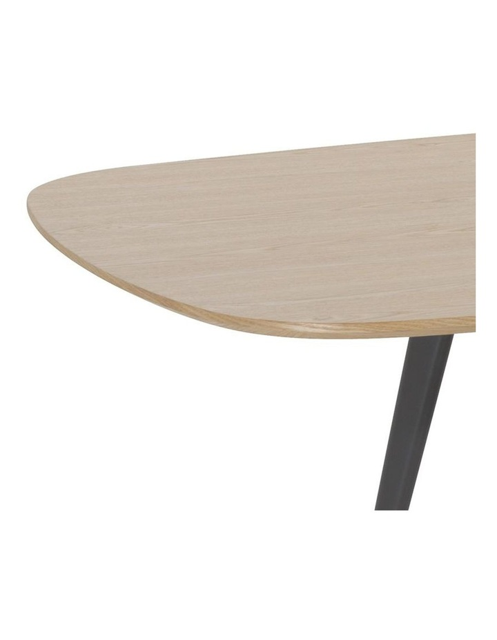 DALARY Extendable Table - 180/230 Ash Veneer image 3