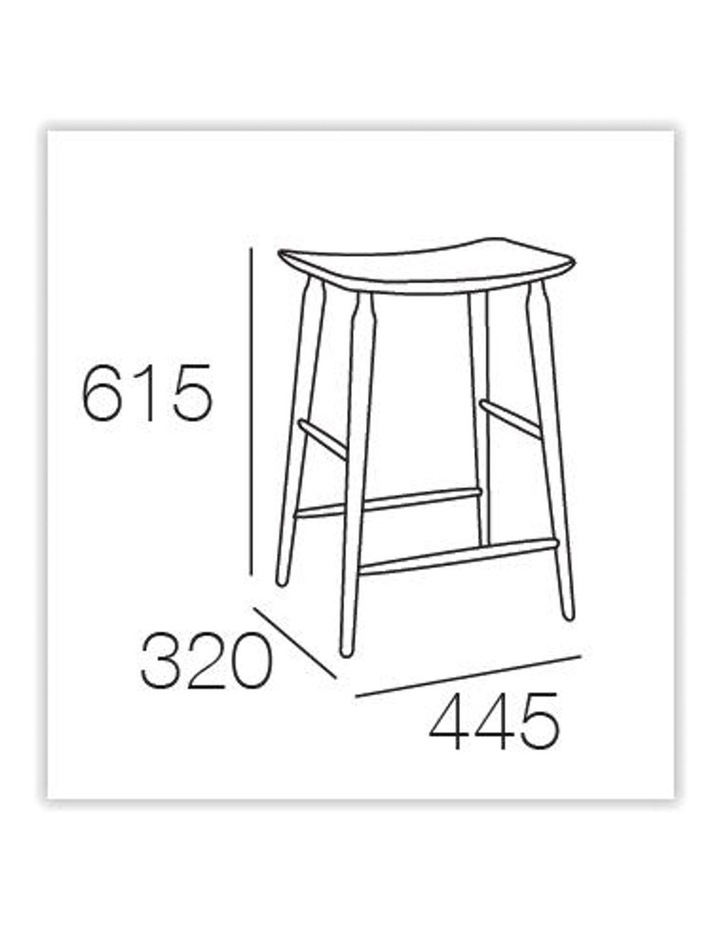 Hester Counter Stool - Charcoal image 5