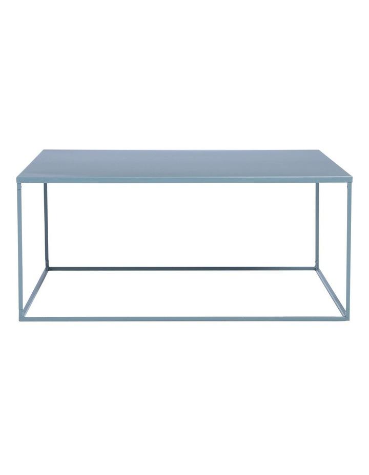 DARNELL Coffee Table 80cm - Grey image 1