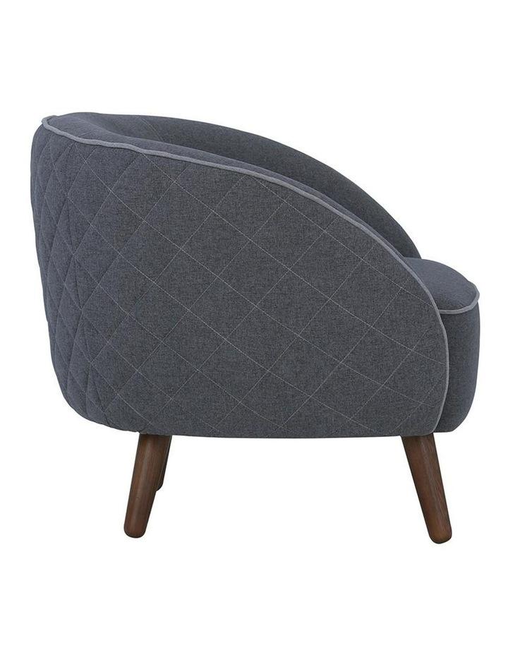 BRAT Lounge Chair - Battleship Grey image 3