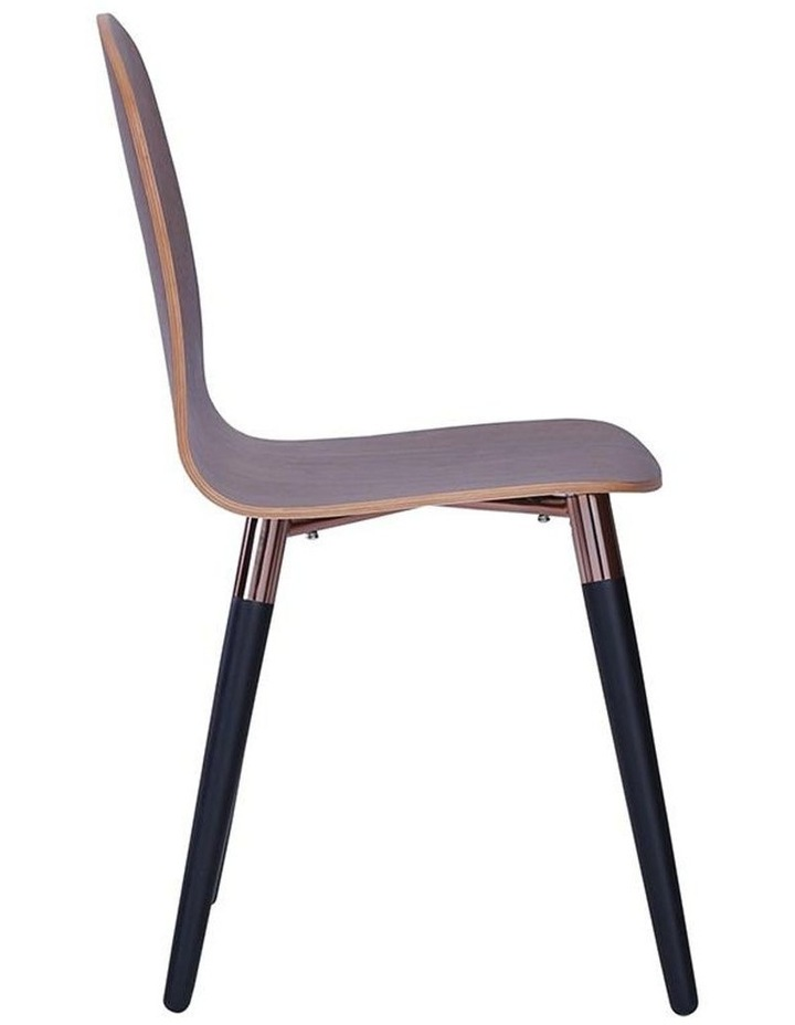 VESTA Dining Chair - Walnut image 3