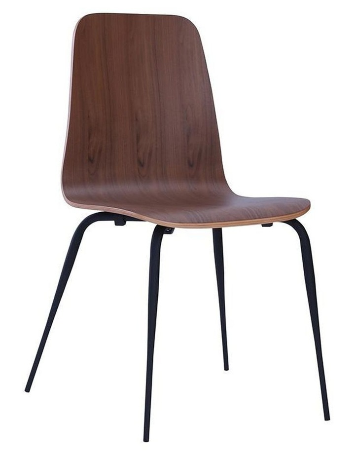 MEIKO Dining Chair - Walnut image 1